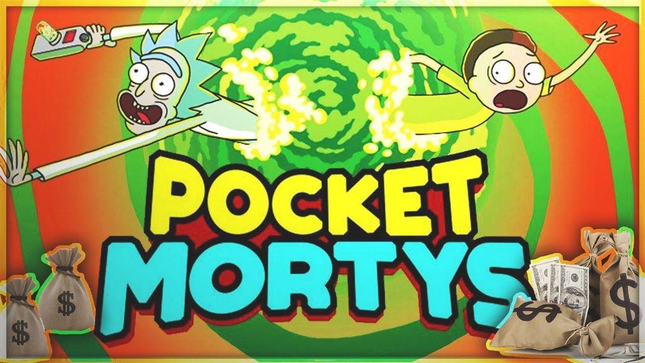 Pocket Mortys V2 8 5 Download Dinheiro Infinito Sem