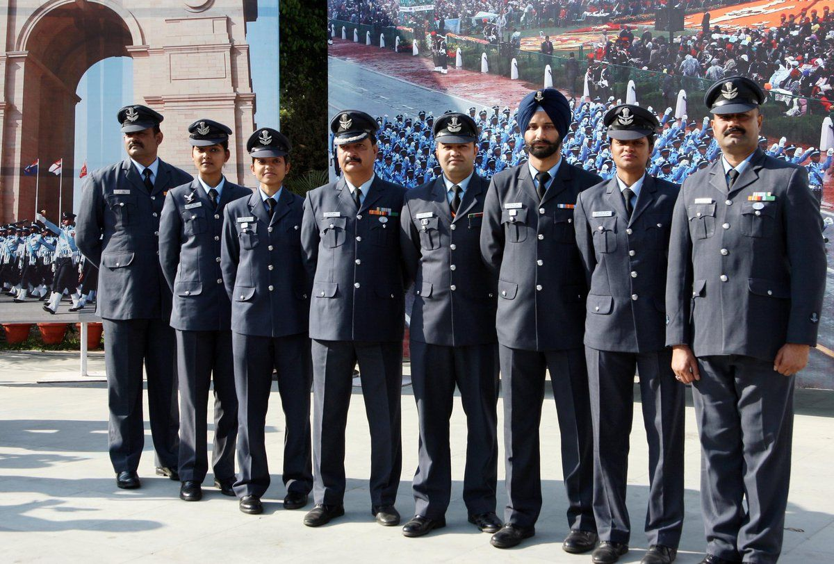 Meet 4 Young Indian Air Force Officers Who Will Lead The