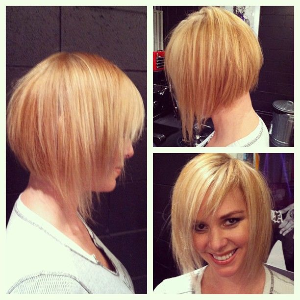 The Perfect ALine Haircut At Outlaw Barbershop Hair Pinterest - Hairstyles for round face yahoo