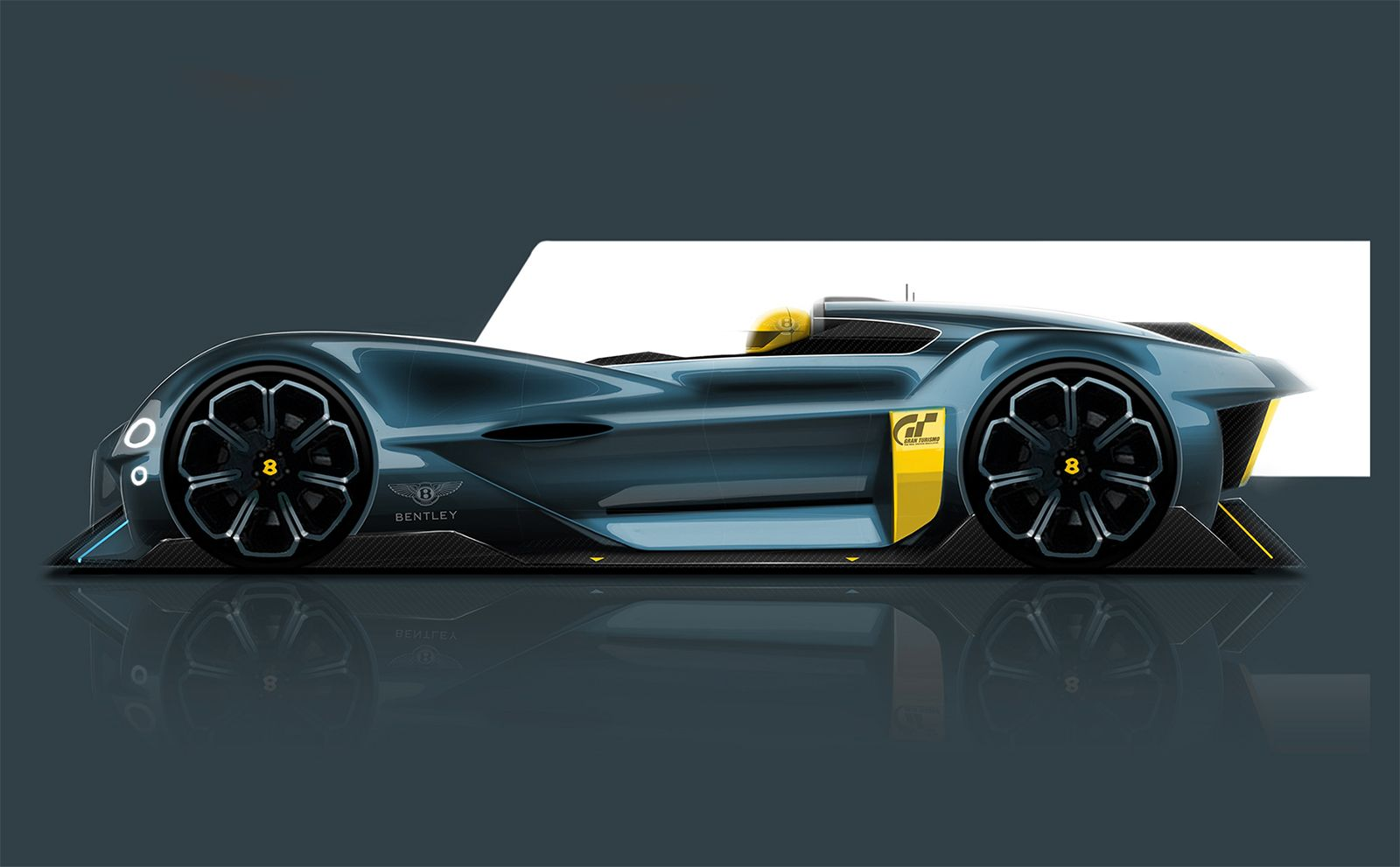 Bentley EXP Speed 12 Vision GT by Florian Westermann ...