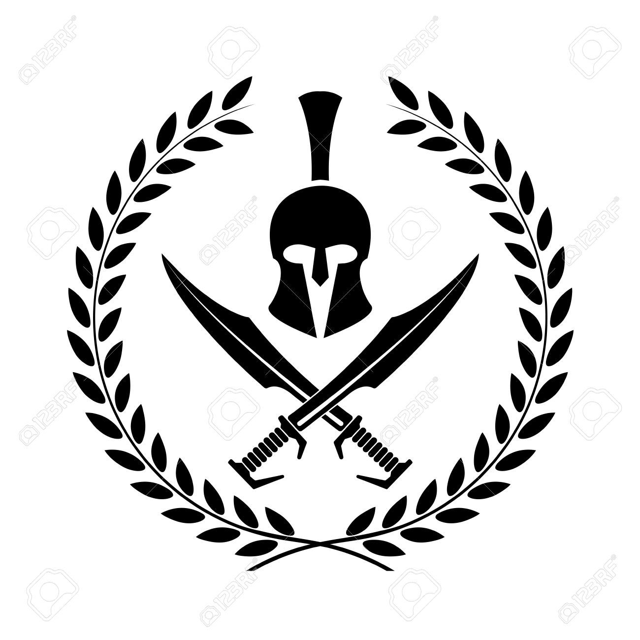 38663389 spartan helmet icon symbol of a warrior stock vector 38663389 spartan helmet icon symbol of a warrior biocorpaavc