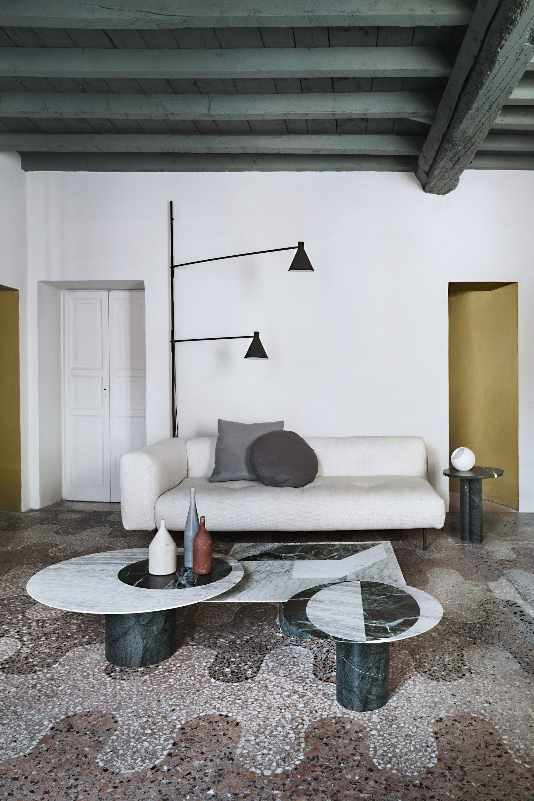 Marble play at casa salvatori in milan via coco lapine design blog