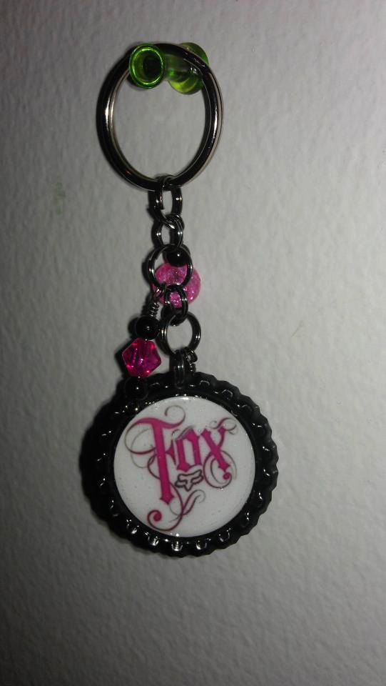 tim holtz keys | Fox Racing Word Key Chain by delisletiffany on Etsy541