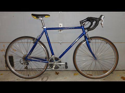 Build Cheap Diy Cyclocross X2f Gravel Bike From Hybrid Youtube Gravel Bike Cyclocross Bike Bike