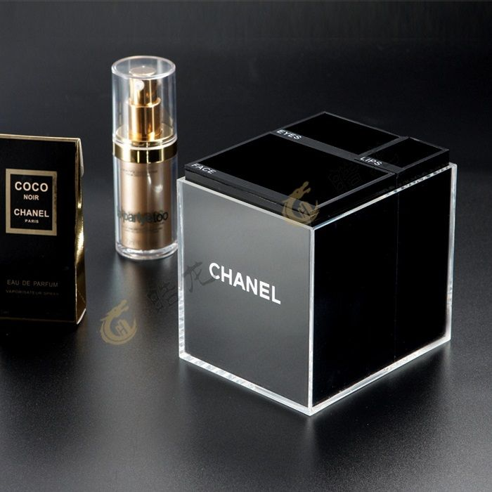 Chanel Cosmetic Box Makeup Holder Storage Box Chanel
