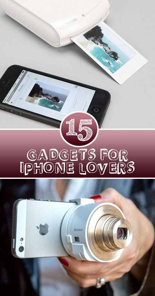 Christmas gifts for iphone users