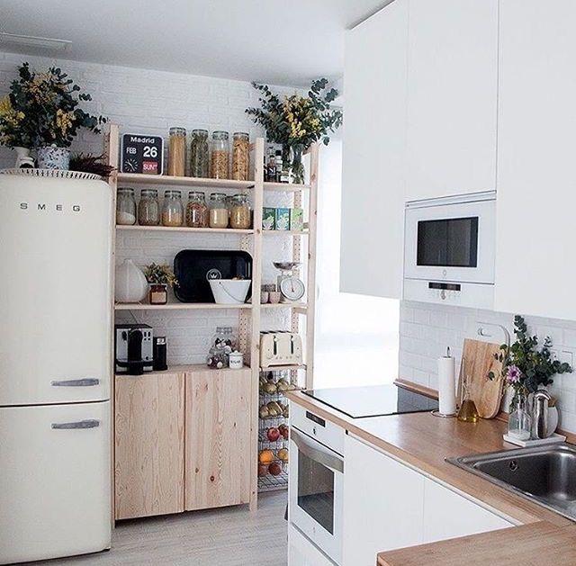 Minimalist Kitchen Design For Small Space: Pin By Ardina Puspitasari On Kitchen