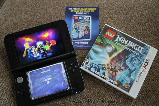 1 nintendo 3ds et 10 jeux lego ninjago gagner echantillons gratuits en belgique - Jeux De Lego Ninjago Gratuit