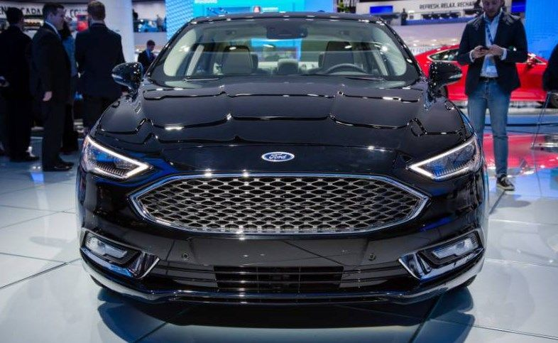 2017 Ford Fusion Hybrid Price Review Interior