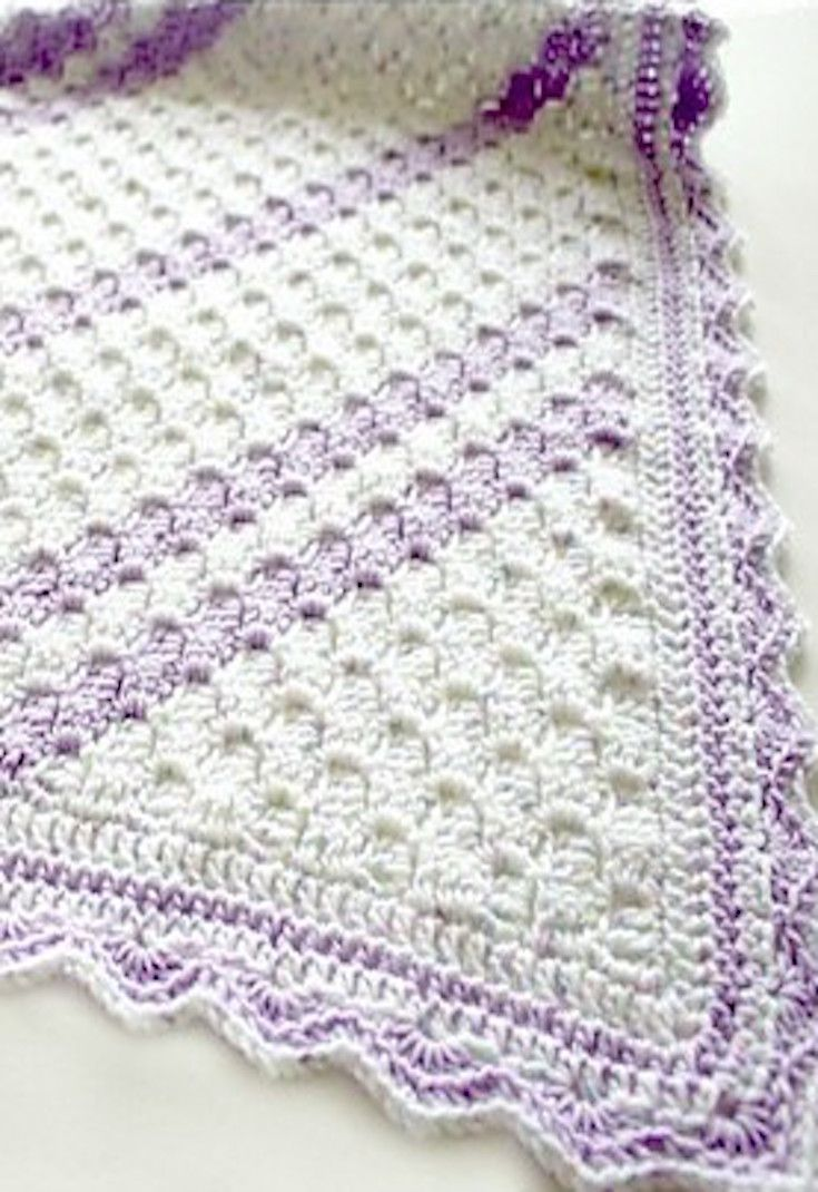 Free Pattern] There Is Beauty In This World And This Gorgeous Afghan ...