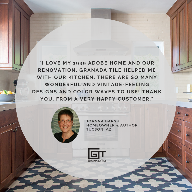 Reviews Like These Make Our Hearts Warm Thank You Joanna For The Wonderful Testimonial In 2020 Concrete Tiles Cement Tile Shop Cement Tile