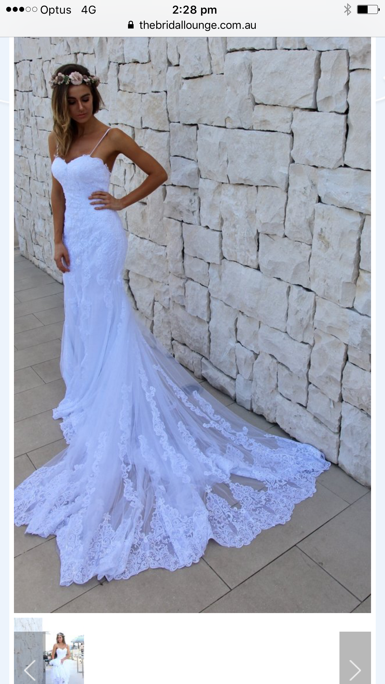 Too much cleavage wedding dress  Star wedding dress  The GC bridal lounge  Dream Dress  Pinterest