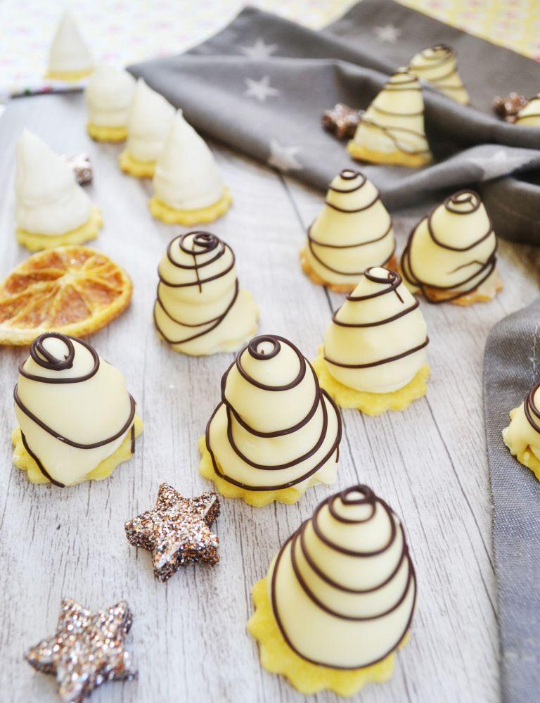 Die dürfen an Weihnachten nicht fehlen! Weiße Schokolade-Spitzen #spitzkohlrezeptehackfleisch