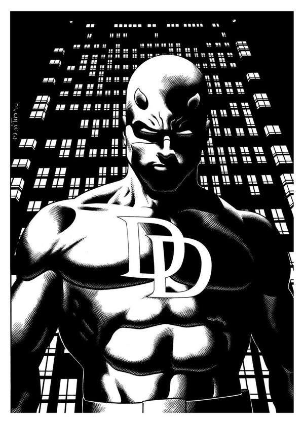 Daredevil // Gary Martin
