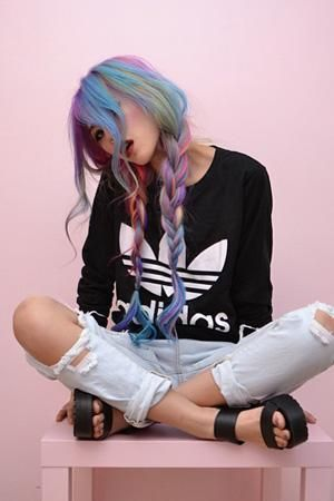 Sand Art Hair The Amazing New Trend That Has Everyone Freaking Out On Pinterest Hair Styles Hair Trends Hair Color