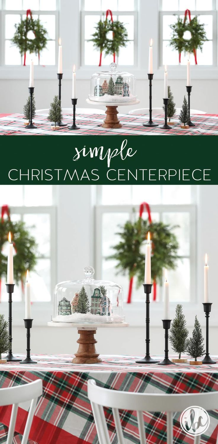 Inspired By Charm With Michael Wurm Jr Inspiredbycharm On Pinterest Diy Christmas Decorations Easy Christmas Centerpieces Christmas Candle Centerpiece