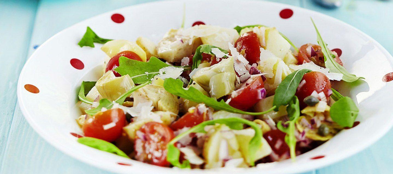 Raikas perunasalaatti