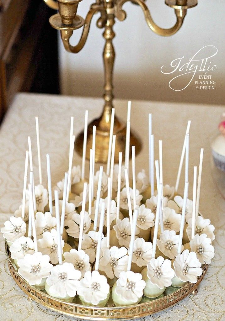 Popcakes decorate