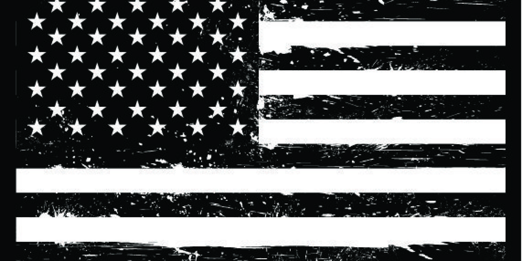 Divided And Conquered American Flag Wallpaper Black American Flag Cool American Flag