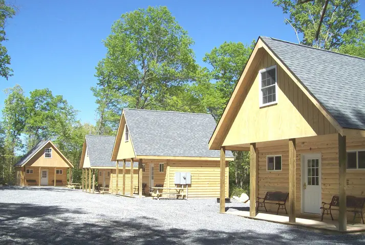 New River Cabins #1-Fayetteville Close To NewRiver