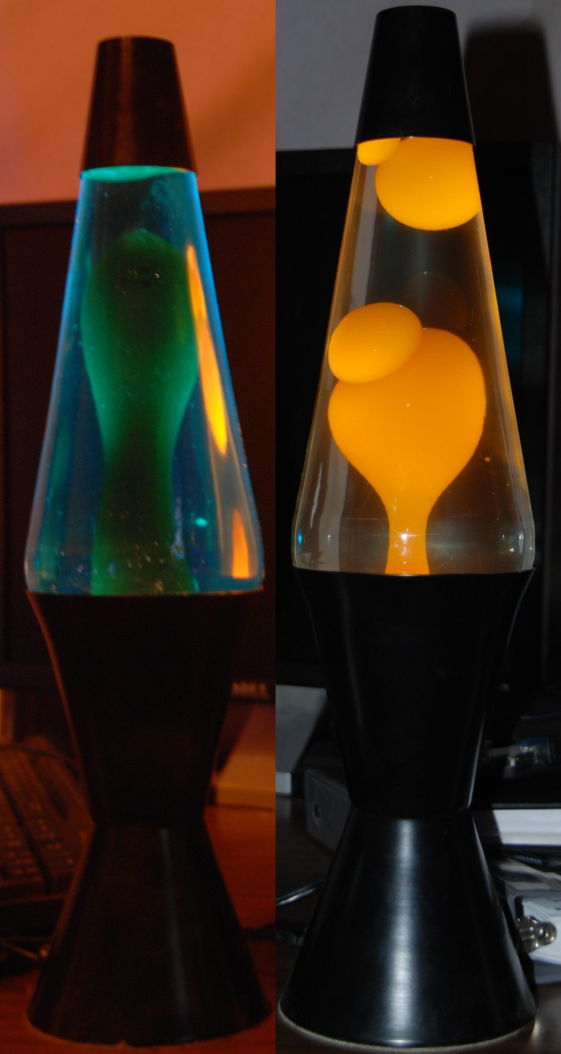 Lava lamp ikea - Making Custom Lamps With Lava Lite Mathmos Formula Oozing Goo The Lava Lamp