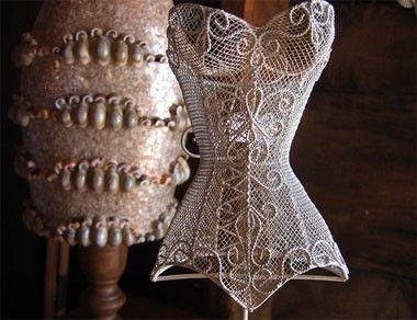 17 Best images about Dress form on Pinterest - Storage ideas- Lace ...