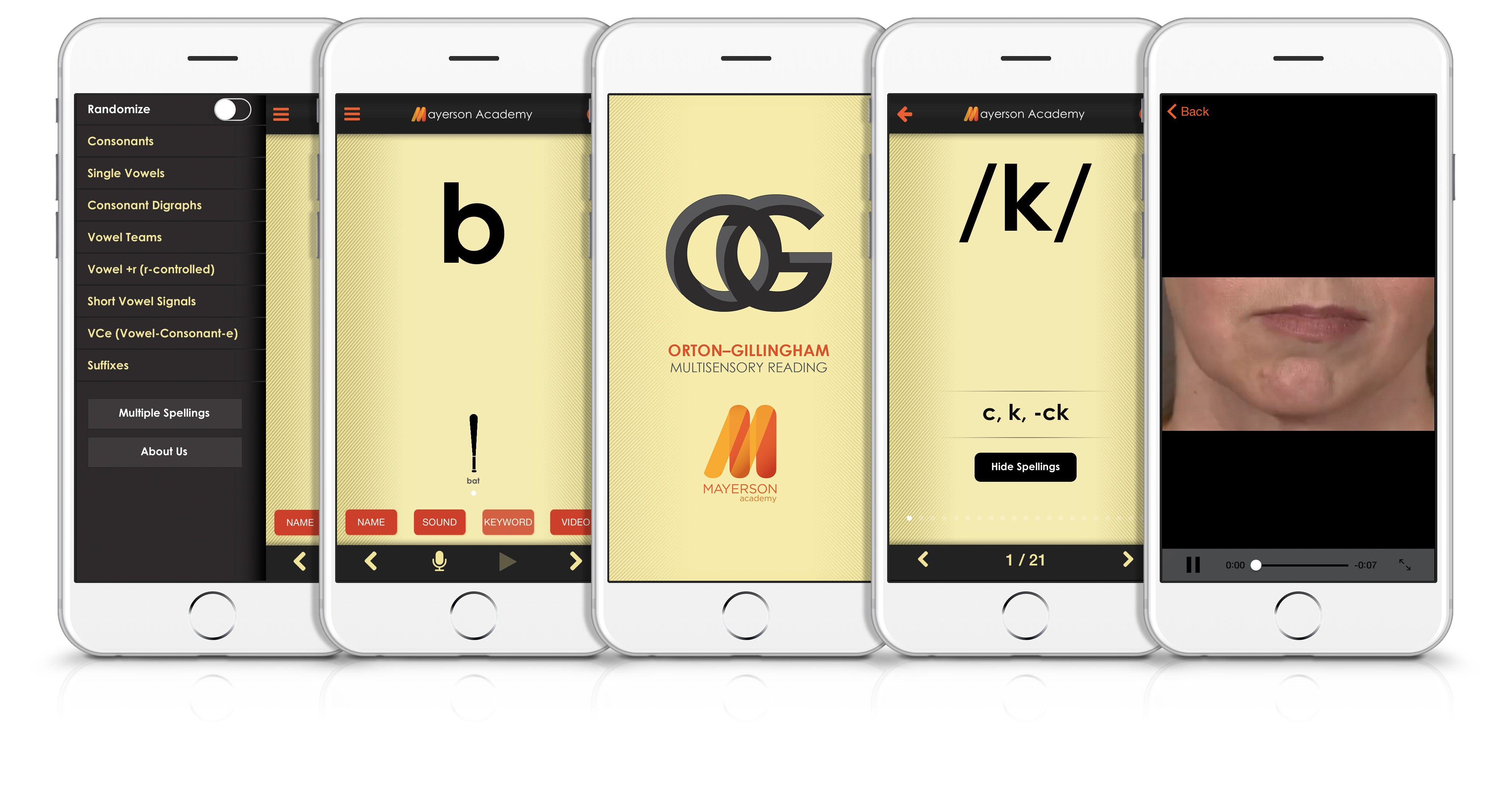 Orton Gillingham Phonics App Can Be Downloaded Free