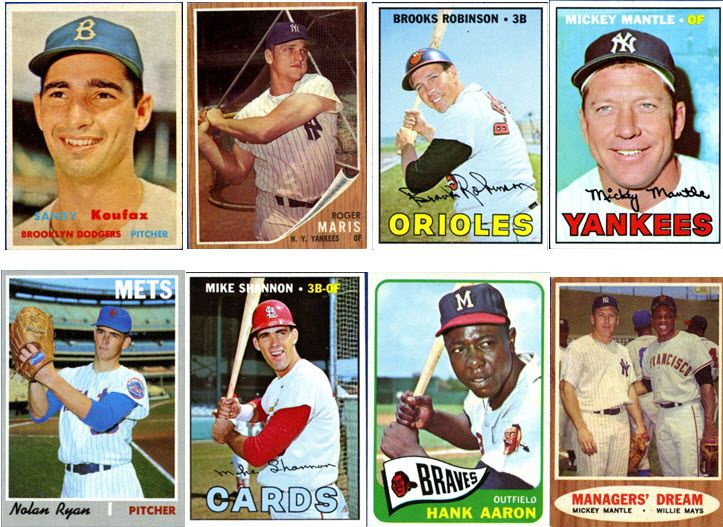 How To Find Cheap Vintage Baseball Cards For Your Collection Or For