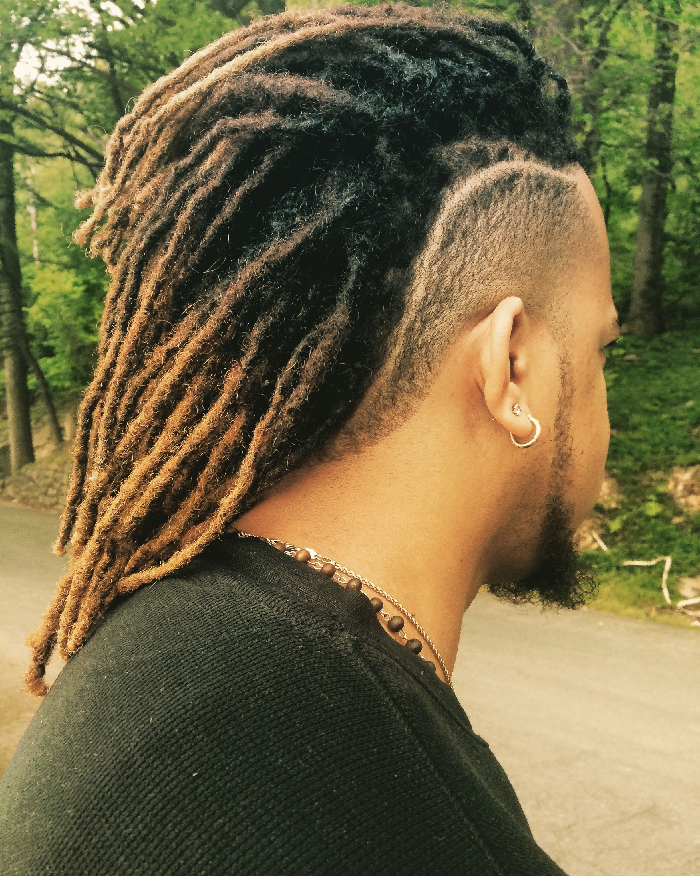 Faux Locs Male Natural Braided Mohawk Hairstyles Hot Girl Hd Wallpaper