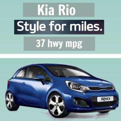 Kia Style Kia Rio Style Writer