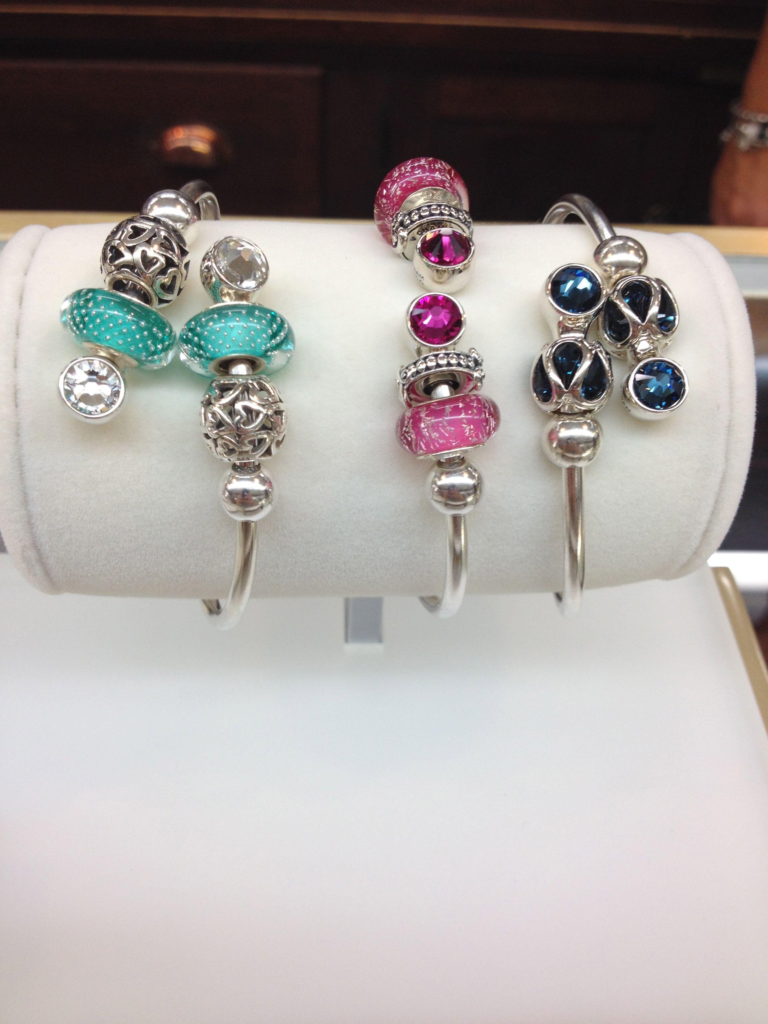 Bright Summer Chamilia Bangle Bracelet Jewelry Donjenkinsjeweler