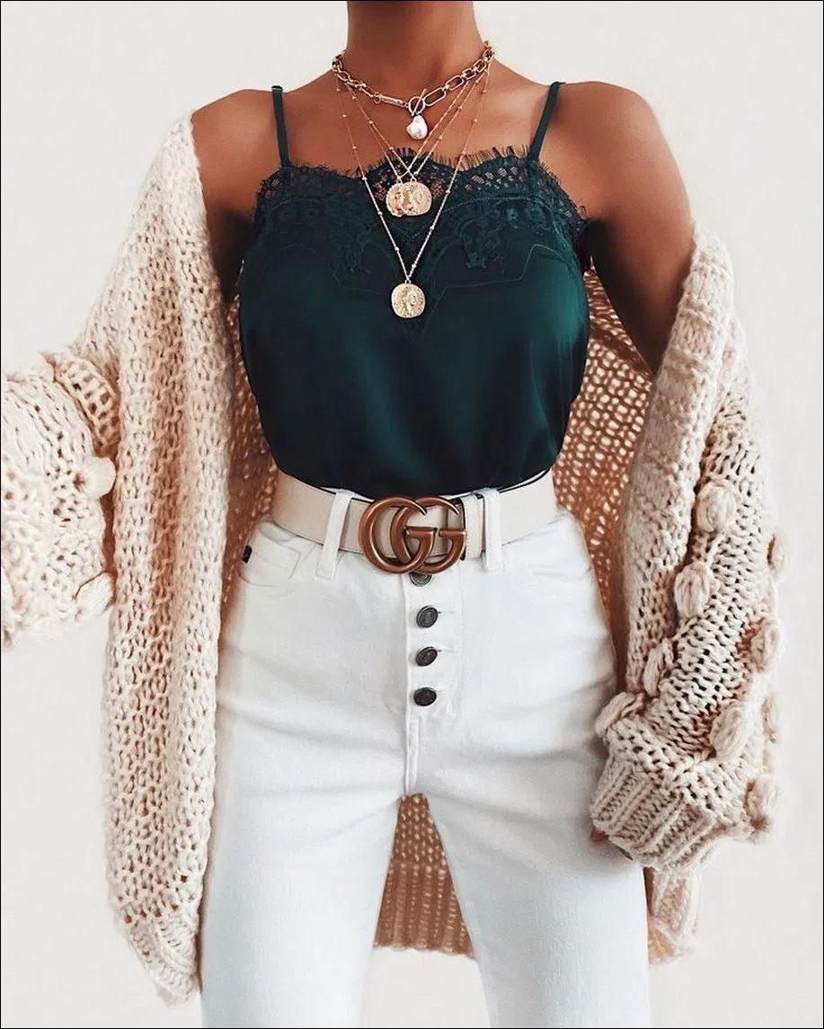 55+ Magnificient Winter Outfits Ideas To Wear Right Now – Wass Sell