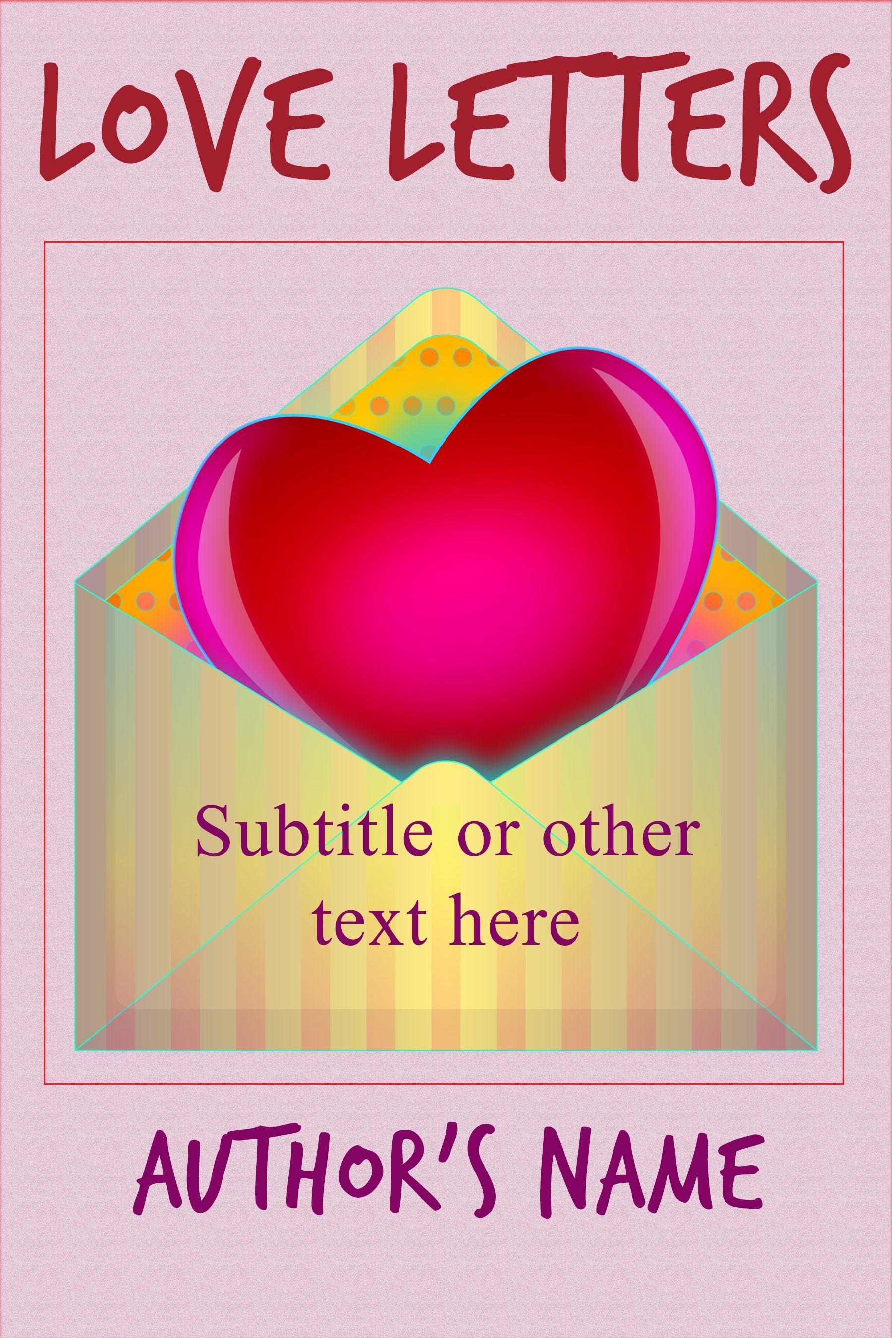 11+ Love letter design ideas ideas in 2021