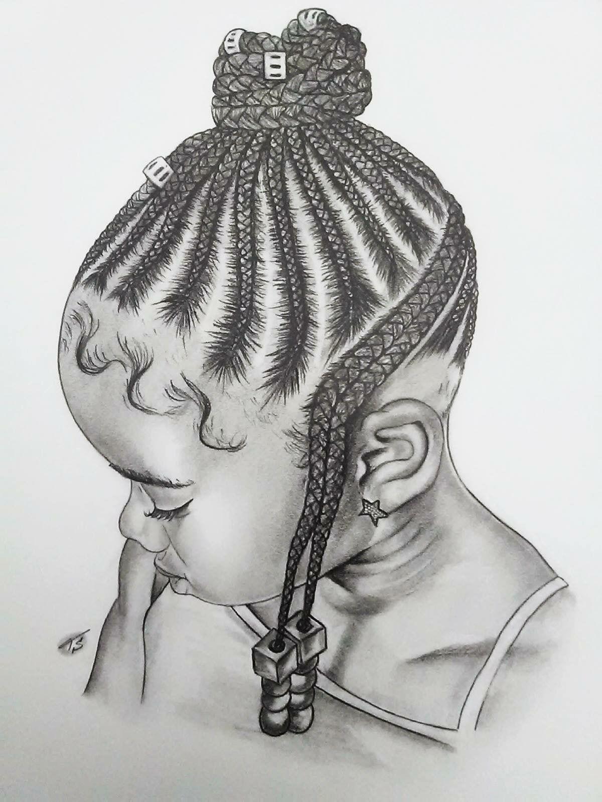 Myianayamyia Kids Braided Hairstyles Cool Braid