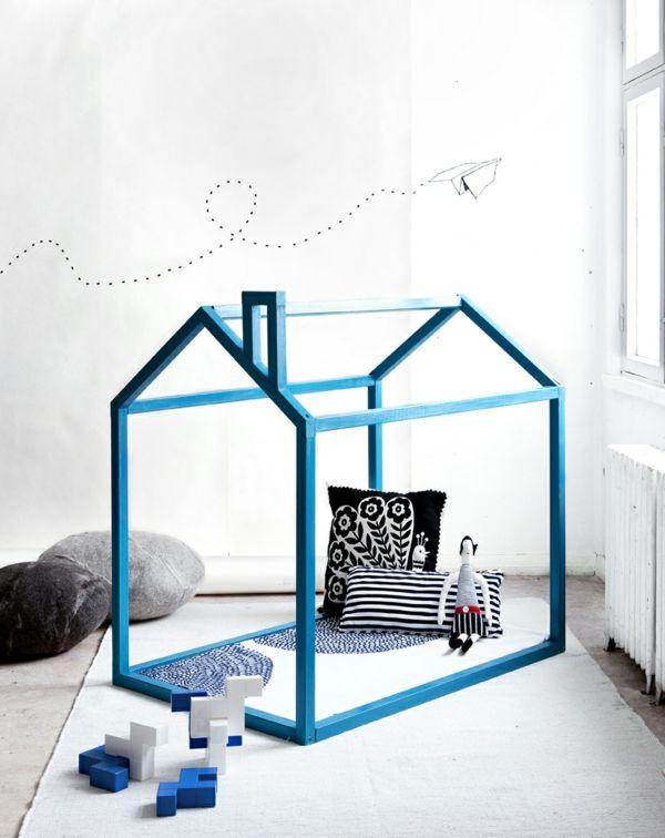 Kinderzimmer Deko Ideen Kuschelecke Kinderzimmer