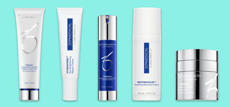 Sensitive Skin Products by ZO® Youthful Reflections