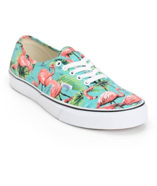 Vans Authentic Van Doren Flamingo Shoes  bda712c2e134