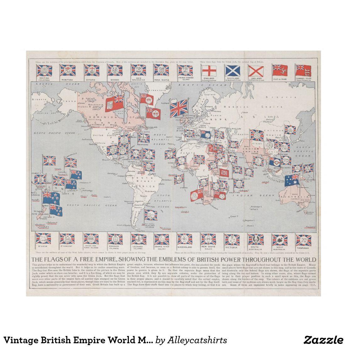 Vintage british empire world map 1910 fleece blanket empire and shop vintage british empire world map fleece blanket created by alleycatshirts gumiabroncs Images