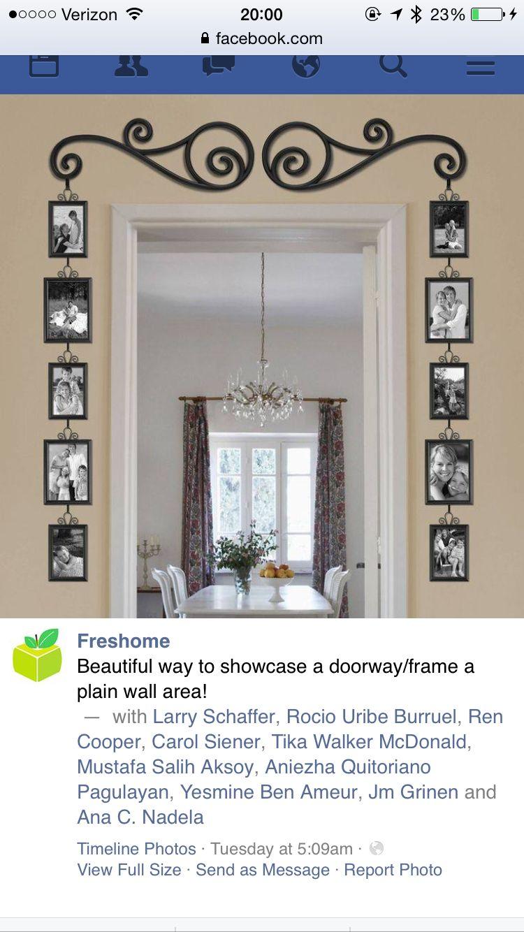 Doorway Frame