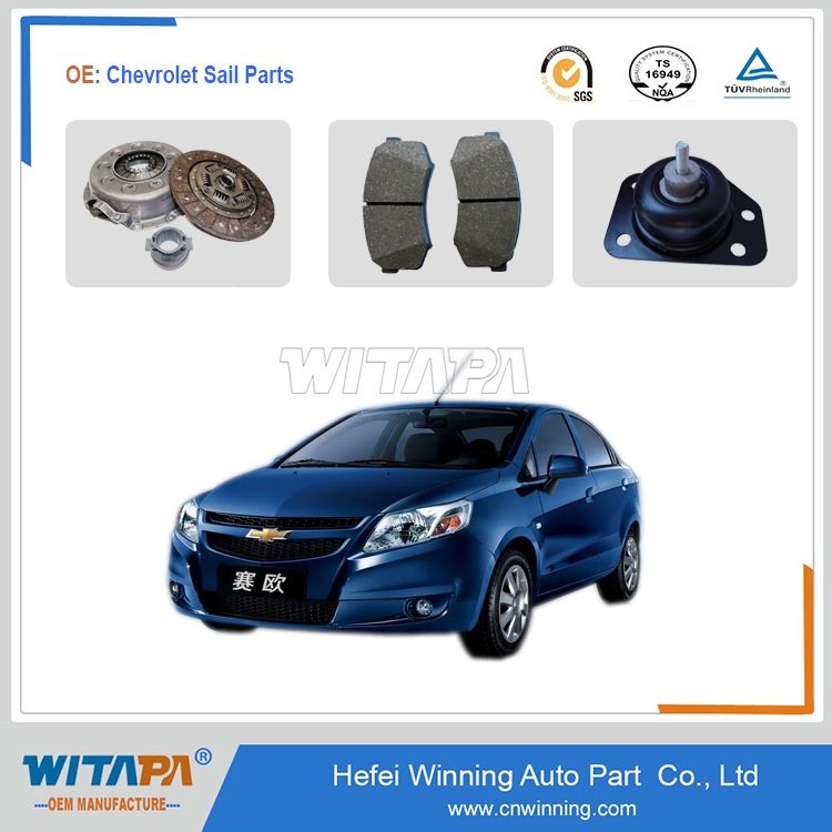Full Gm Chevrolet Sail Car Spare Parts In Original Quality