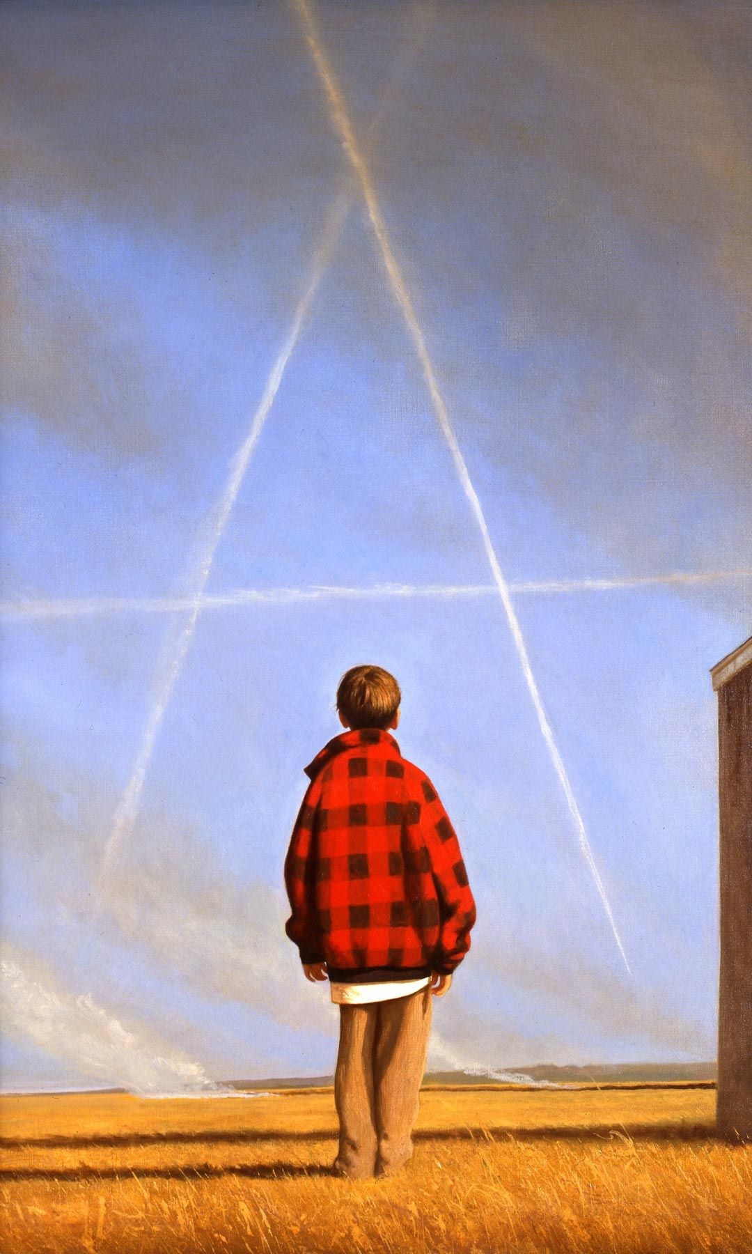 Bo Bartlett's work. If you're from Columbus, GA then you know Bo's work. Others pay attention. From the same terroir as Carson McCullers.