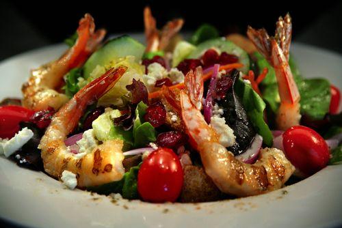 Royal Shrimp Salad...watch video