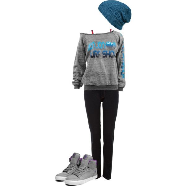 lounging around, created by hanna-apperson on Polyvore