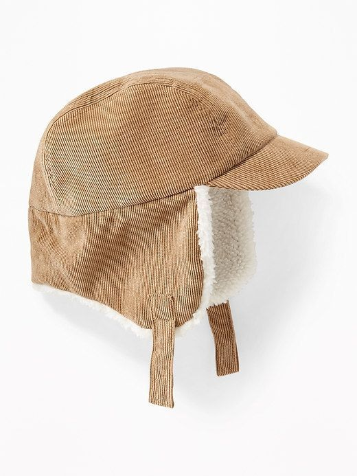 Old Navy Corduroy Trapper Hat for Toddler Boys  6a89a269a12