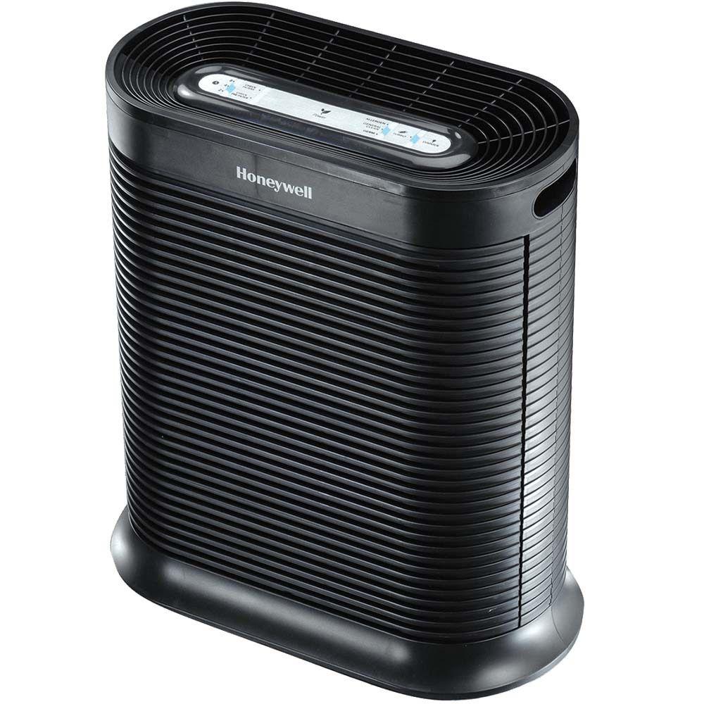 Honeywell True HEPA Whole Room Air Purifier SlickSleep