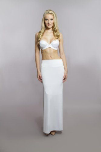 undercover bridal women s 440 fitted control slip m ivory undercover