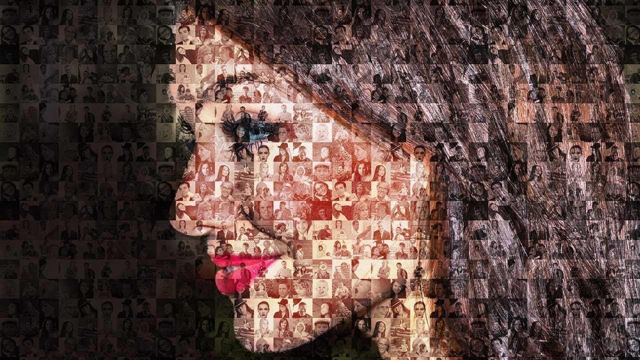 Cara Membuat Foto Mozaik Dengan Photoshop Di 2020 Photoshop