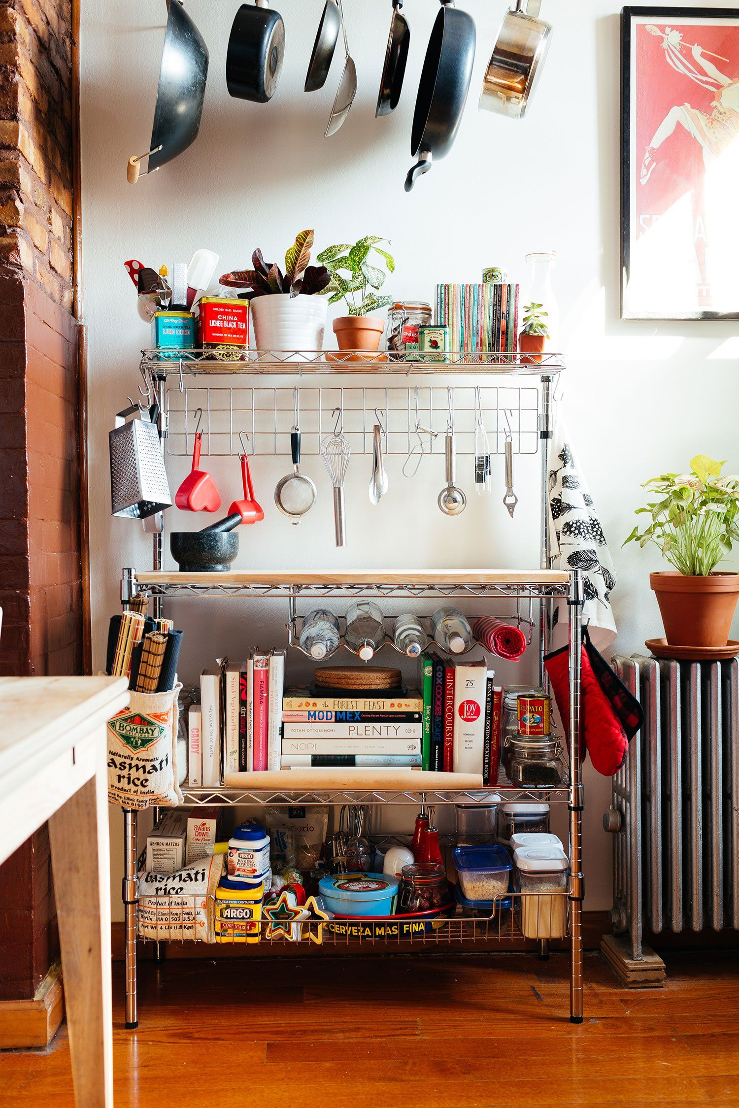 My 1,000sqft: Tour a Newly Transplanted Couple\u0027s Bushwick ...