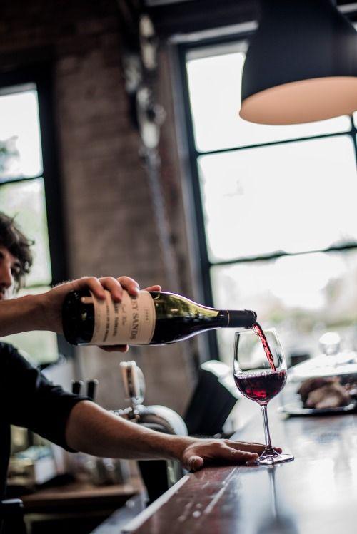 """A man can never have enough wine…"" - Rudyard Kipling"