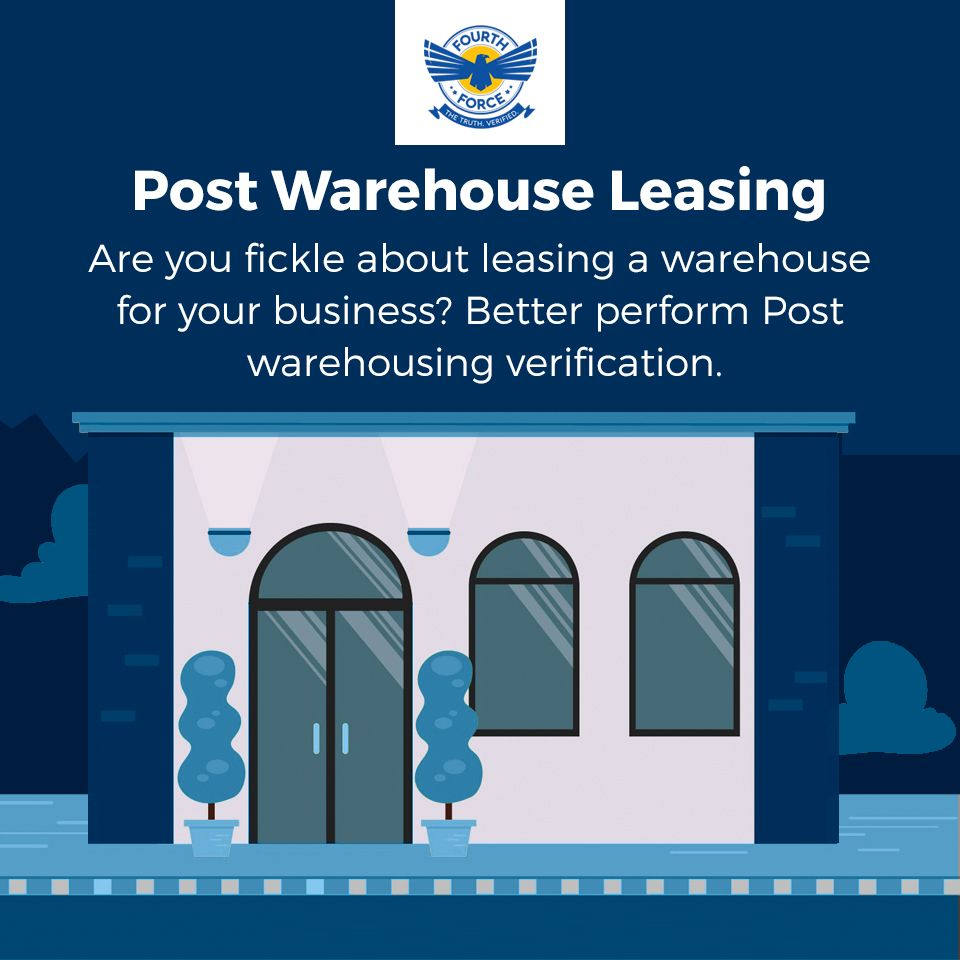 Are you fickle about leasing a warehouse for your business